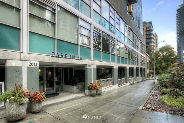 2015 Terry Avenue #215, Seattle, WA 98121 (#1677045) :: Icon Real Estate Group