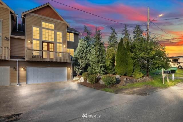 420 Comet Street B, Milton, WA 98354 (#1677052) :: Pickett Street Properties