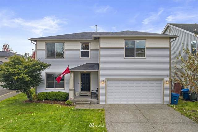 21553 SE 298th Place, Kent, WA 98042 (#1677079) :: M4 Real Estate Group