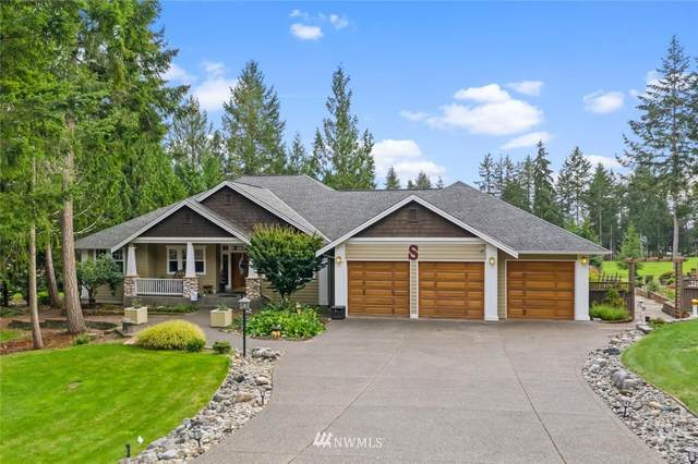 71 E Sterling Drive, Allyn, WA 98524 (#1677115) :: Engel & Völkers Federal Way