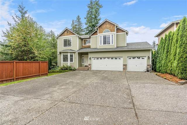 2614 Burley Drive, Everett, WA 98208 (#1677238) :: The Torset Group