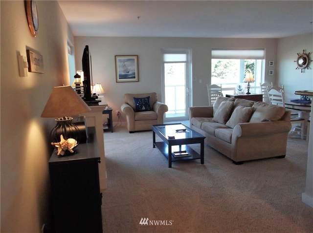 1600 W Ocean Avenue #1222, Westport, WA 98595 (#1677335) :: NW Home Experts