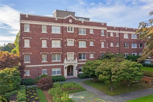 120 W Highland Drive #422, Seattle, WA 98119 (#1677347) :: Keller Williams Realty