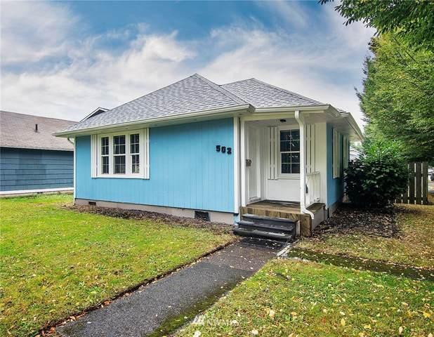 502 18th Avenue, Longview, WA 98632 (#1677350) :: M4 Real Estate Group
