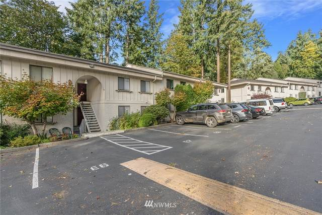 12726 NE 116th Street E9, Kirkland, WA 98034 (#1677367) :: Tribeca NW Real Estate