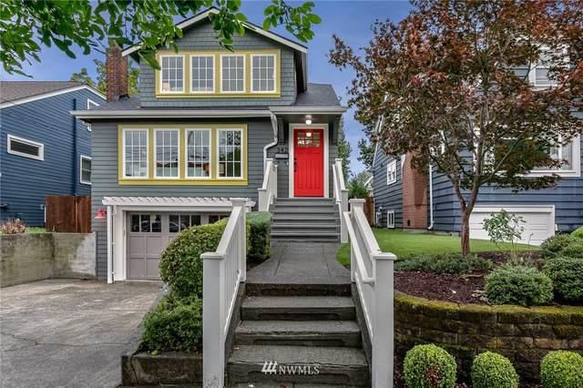 342 NW 77th Street, Seattle, WA 98117 (#1677394) :: Becky Barrick & Associates, Keller Williams Realty