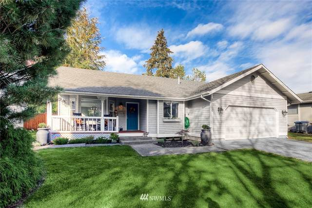 21660 SE 270th Street, Maple Valley, WA 98038 (#1677581) :: NextHome South Sound