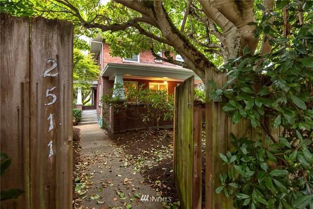 2511 1st Avenue N, Seattle, WA 98109 (#1677696) :: KW North Seattle