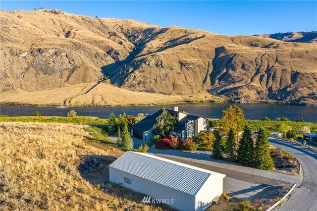 25 Hugo Road, Chelan, WA 98816 (#1677705) :: Pickett Street Properties