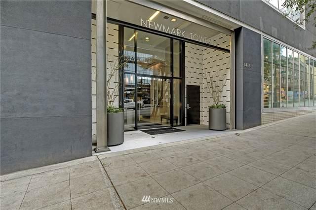 1415 2nd Avenue #1407, Seattle, WA 98101 (#1677715) :: Keller Williams Realty