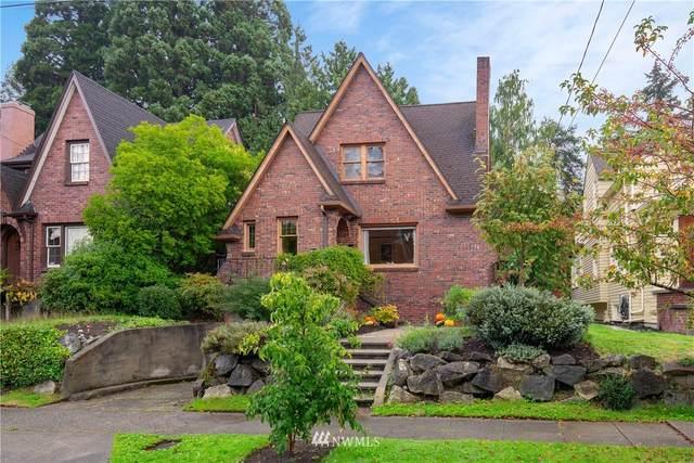 2030 26th Avenue E, Seattle, WA 98112 (#1677722) :: The Robinett Group