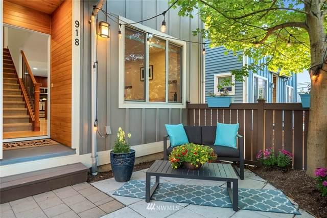 918 N 39th Street, Seattle, WA 98103 (#1677736) :: Beach & Blvd Real Estate Group