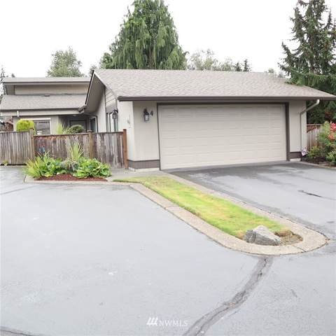 1820 NW 195th #4, Shoreline, WA 98177 (#1677755) :: Ben Kinney Real Estate Team