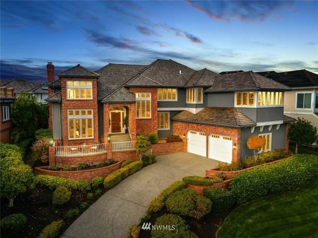 15626 SE 54th Street, Bellevue, WA 98006 (#1677809) :: The Robinett Group