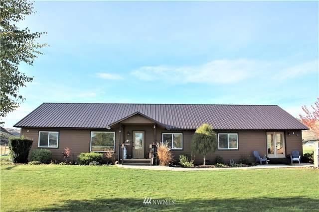 18 Horizon Drive, Tonasket, WA 98855 (#1677833) :: Pickett Street Properties