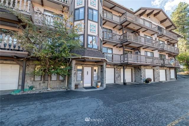 325 Division Street #106, Leavenworth, WA 98826 (MLS #1677835) :: Nick McLean Real Estate Group