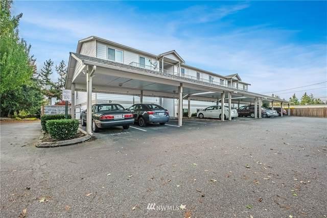 16410 36th Avenue W D303, Lynnwood, WA 98037 (#1677875) :: Mike & Sandi Nelson Real Estate