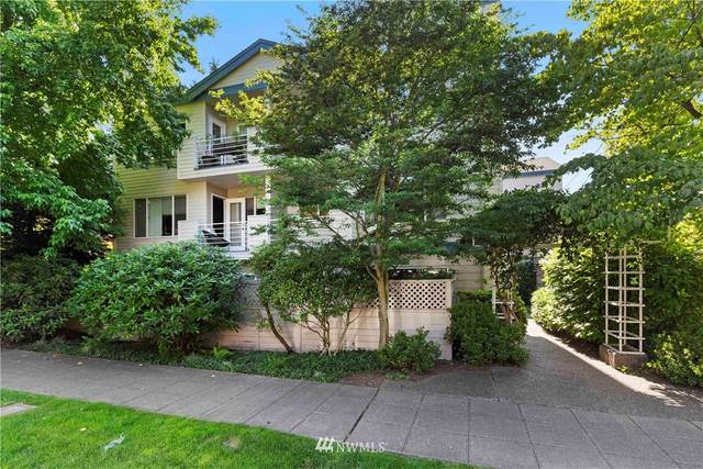 2727 Franklin Avenue E #203, Seattle, WA 98102 (#1677900) :: Keller Williams Realty
