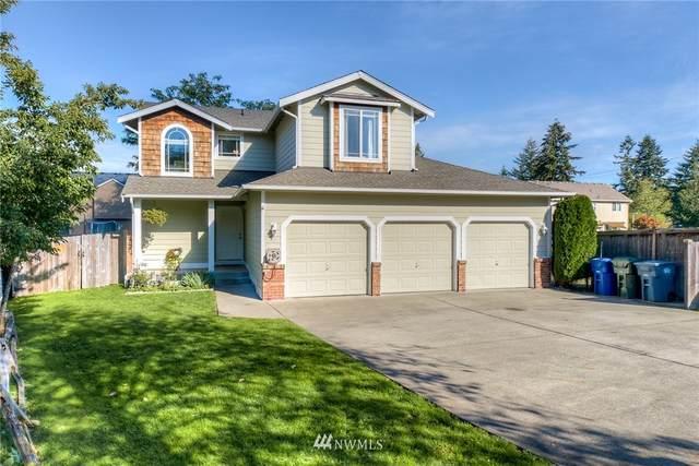 1309 182nd Street Ct E, Spanaway, WA 98387 (#1677928) :: Mike & Sandi Nelson Real Estate