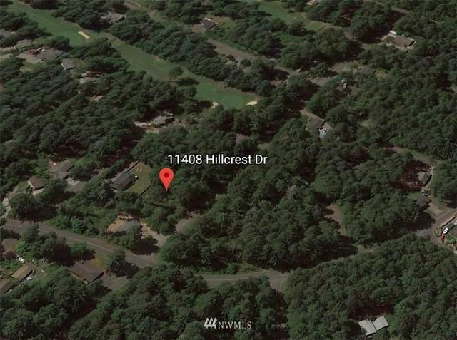 11408 Hillcrest Drive, Anderson Island, WA 98303 (#1678003) :: Mike & Sandi Nelson Real Estate