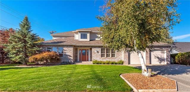 2 Sunburst Street, Wenatchee, WA 98801 (#1678060) :: Mike & Sandi Nelson Real Estate