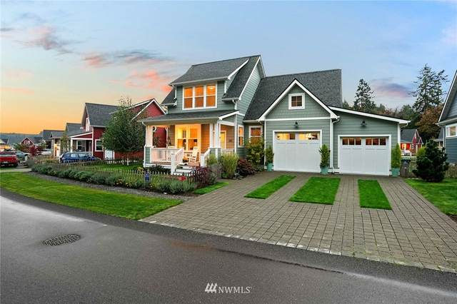 351 Anchor Lane, Port Ludlow, WA 98365 (#1678067) :: My Puget Sound Homes