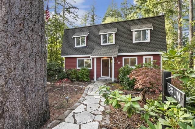 90 E Lake Forest Drive, Allyn, WA 98524 (#1678125) :: Mike & Sandi Nelson Real Estate