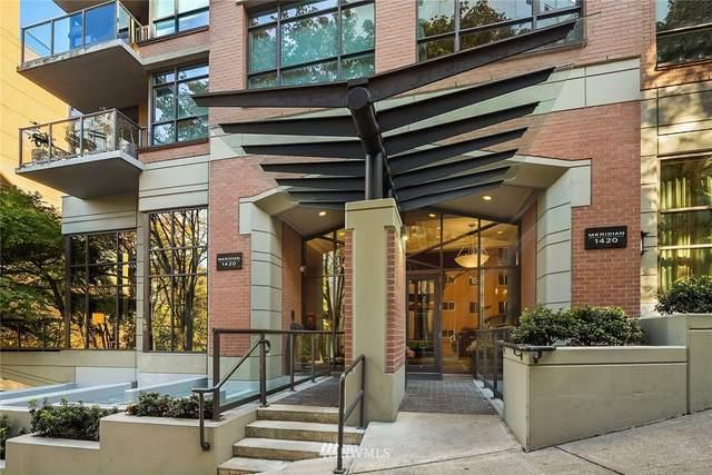 1420 Terry Avenue #1703, Seattle, WA 98101 (#1678153) :: Pickett Street Properties