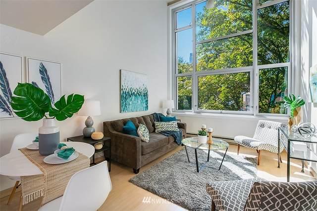 1000 Union Street #301, Seattle, WA 98101 (#1678172) :: Pickett Street Properties