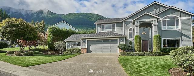 1435 11th Place SW, North Bend, WA 98045 (#1678175) :: Pickett Street Properties