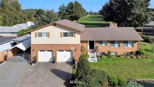 5836 Sarazen Street SE, Olympia, WA 98513 (#1678201) :: Ben Kinney Real Estate Team