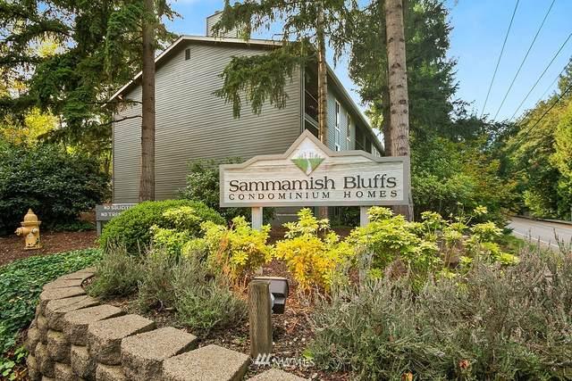 4727 W Lake Sammamish Parkway SE B 306, Issaquah, WA 98027 (#1678210) :: Pickett Street Properties