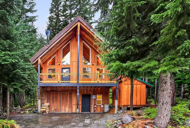 381 Cascade Place, Snoqualmie Pass, WA 98068 (MLS #1678342) :: Nick McLean Real Estate Group