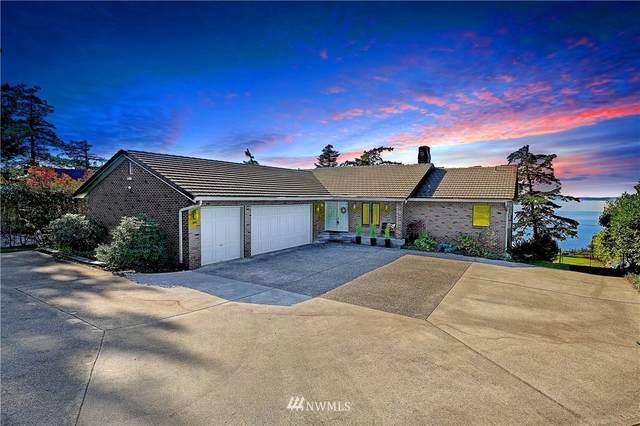 443 N Sunset Drive, Camano Island, WA 98282 (#1678457) :: The Robinett Group