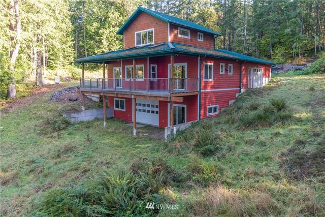 6390 Cape George Road, Port Townsend, WA 98368 (#1678561) :: Priority One Realty Inc.