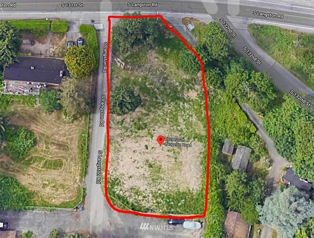 6729 S Langston Road, Seattle, WA 98178 (#1678586) :: Ben Kinney Real Estate Team