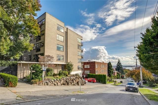 912 3rd Avenue W #203, Seattle, WA 98119 (#1678615) :: Ben Kinney Real Estate Team