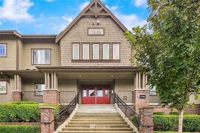 1736 10th Avenue NE C218, Issaquah, WA 98029 (#1678624) :: NW Home Experts