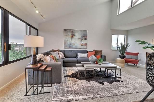 5801 Phinney Avenue N #402, Seattle, WA 98103 (#1678692) :: Becky Barrick & Associates, Keller Williams Realty