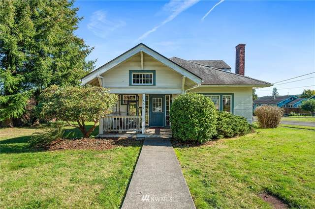 659 Barnhart Street, Raymond, WA 98577 (#1678703) :: Mike & Sandi Nelson Real Estate