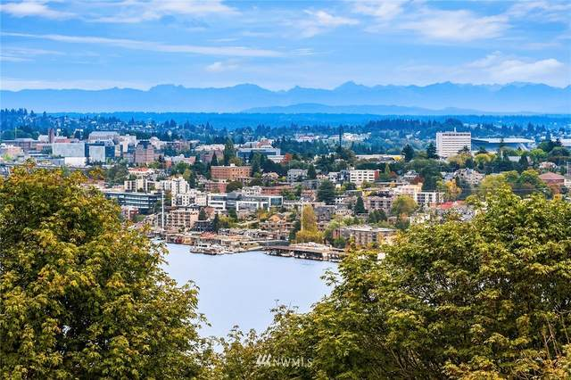 1900 Taylor Avenue N B, Seattle, WA 98109 (#1678747) :: Ben Kinney Real Estate Team