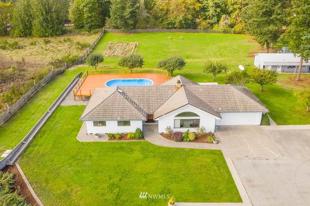 7922 State Route 702 S, Roy, WA 98580 (#1678811) :: NW Home Experts