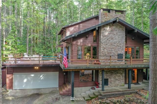 60 N Skokomish Drive, Hoodsport, WA 98548 (#1678899) :: M4 Real Estate Group
