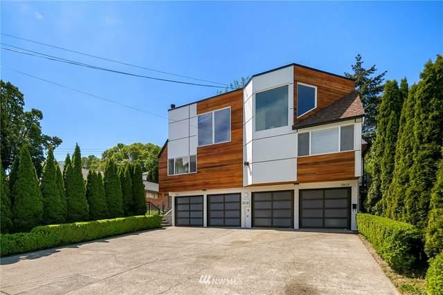 2811 22nd Avenue W #2813, Seattle, WA 98199 (#1679009) :: Keller Williams Realty