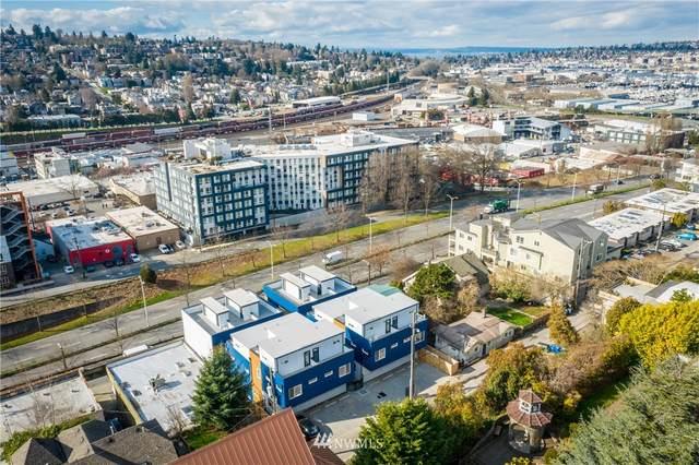 3214 15th Avenue W C, Seattle, WA 98119 (#1679026) :: Ben Kinney Real Estate Team