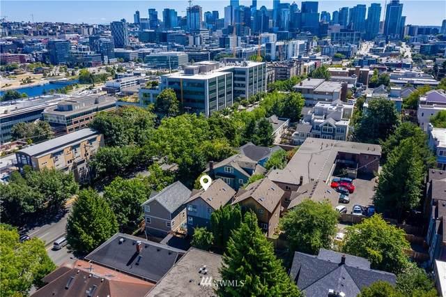 1213 Aurora Avenue N, Seattle, WA 98109 (#1679041) :: Ben Kinney Real Estate Team
