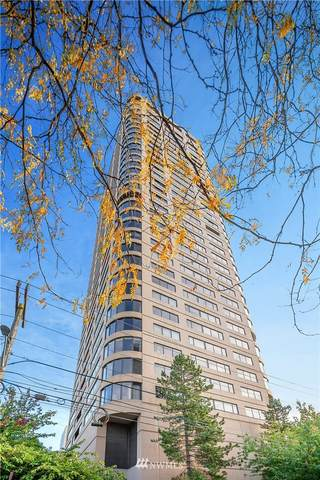 1301 Spring Street 17A, Seattle, WA 98104 (#1679066) :: Pickett Street Properties
