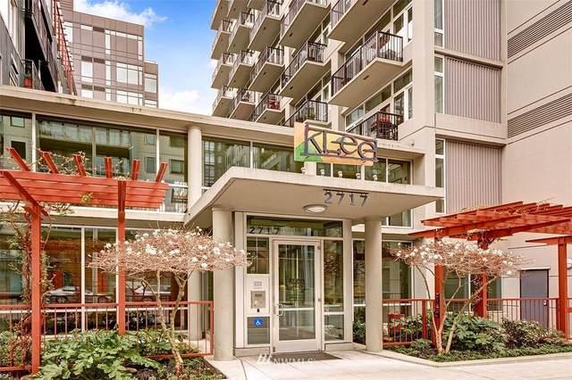 2717 Western Avenue #8014, Seattle, WA 98121 (#1679074) :: Keller Williams Realty