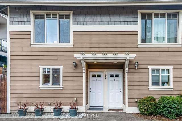 913 14th Avenue A, Seattle, WA 98122 (#1679196) :: Pickett Street Properties