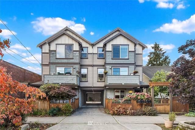 607 NW 77th Street, Seattle, WA 98117 (#1679201) :: Keller Williams Realty
